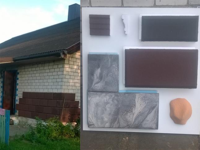 Фото - Производство фасадных панелей утепления