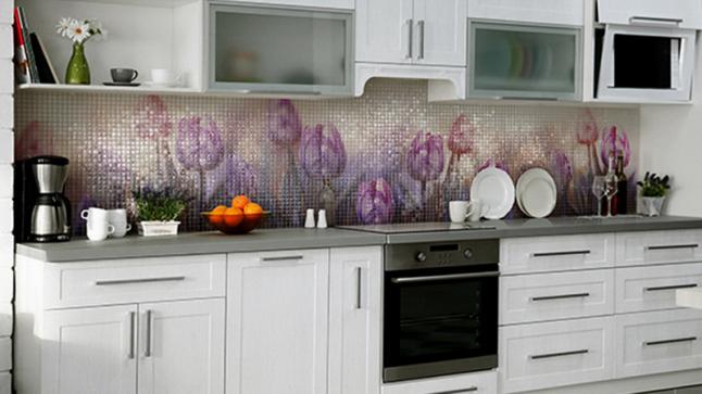 Фото - Производство стеклянной мозаики