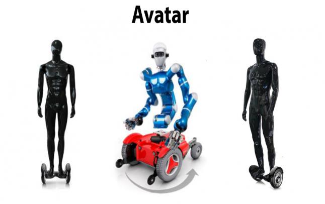 Photo - Robot Avatar