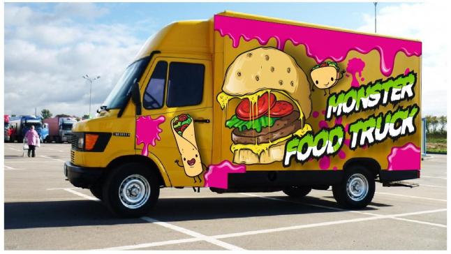 Фото - Monster Food Truck