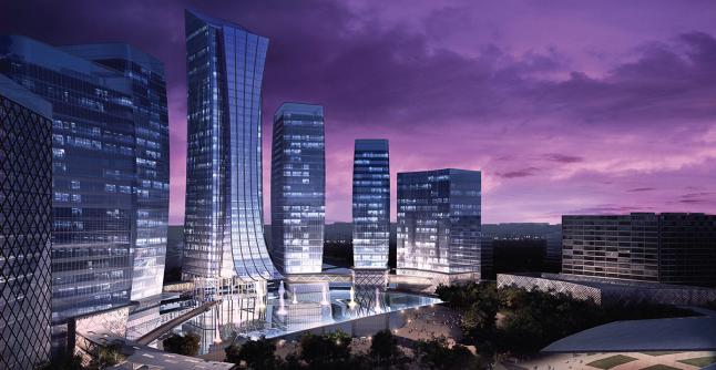 Фото - Крупный инвестиционный строительный Проект «Минск-Мир» в РБ