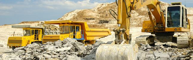 Фото - Строительство предприятия для добычи глины г. Фаниполя