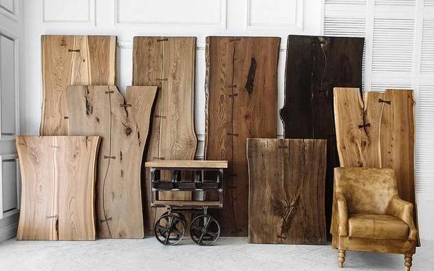 Фото - Производство мебели в стиле LOFT из натуральных материалов.