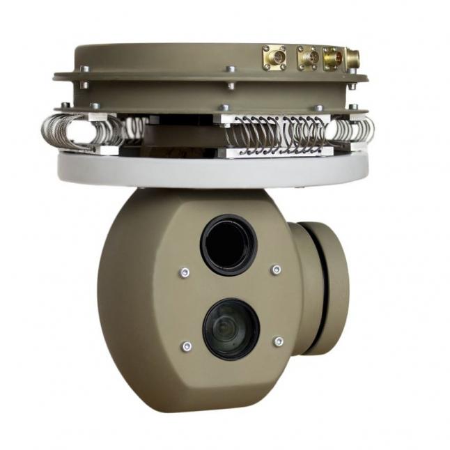 Фото - Гиростабилизированная оптико-электронная система