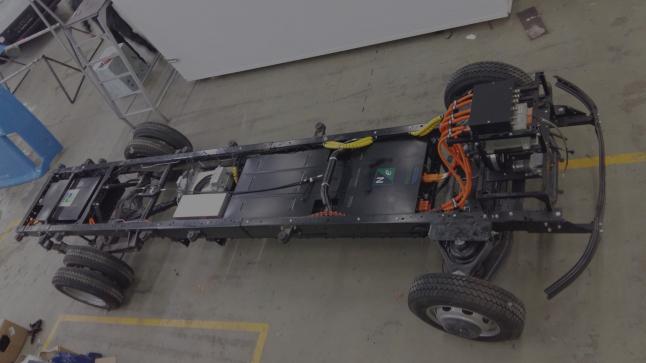 Фото - Электрификация малотоннажного коммерческого транспорта