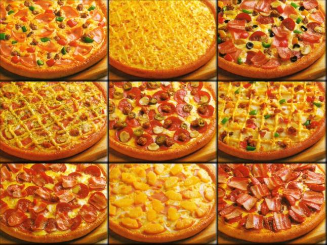 Фото - Сетевой фаст-фуд (сеть пиццерий)