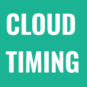 Photo - Cloud Timing