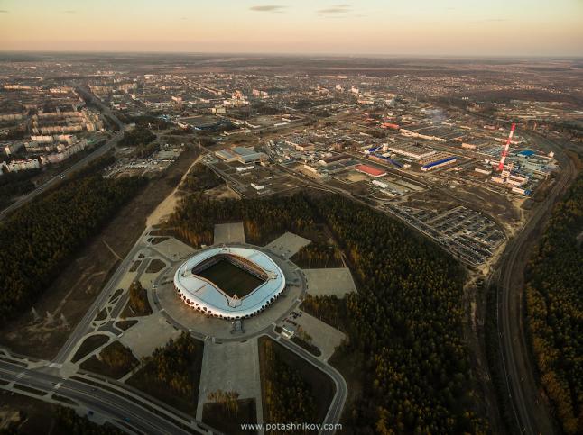Фото - Гостинично-развлекательный комплекс в г.Борисов.