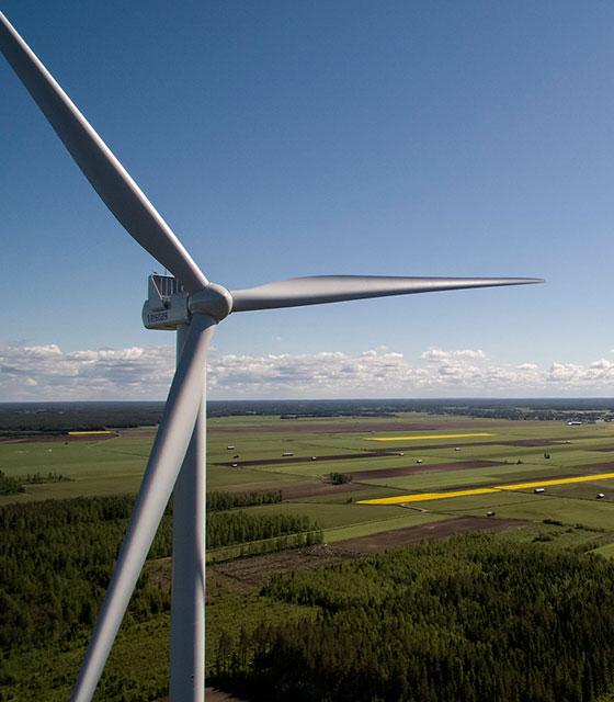 Фото - Строительство ветрогенераторов