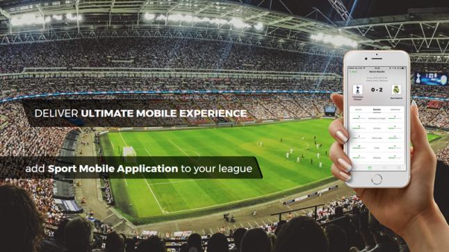 Photo - JoomSport Mobile App by BearDev