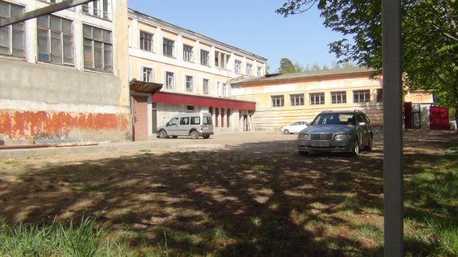 Фото - Здание ,бывший Дом офицеров .