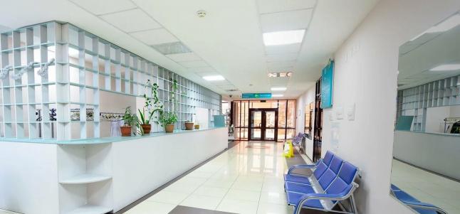 Photo - Clinic with MRI-diagnostics