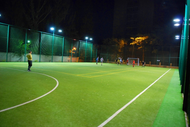 Фото - Сдача в аренду футбольной площадки