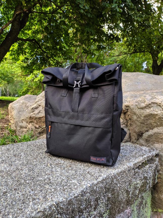 Фото - Локальный бренд рюкзаков