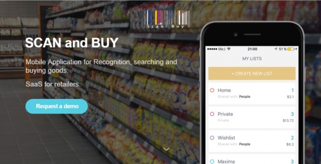 Photo - Retail Automation platform for self-service in retail
