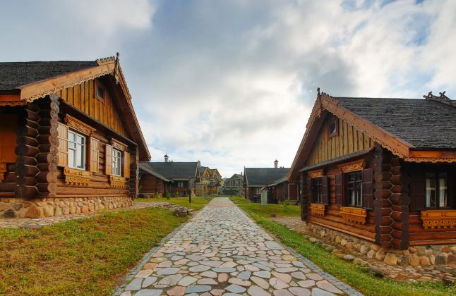 Фото - Эко-деревня для отдыха в экологически чистых условиях