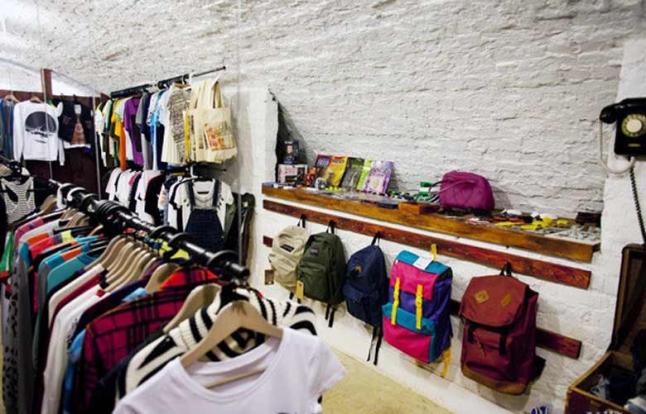 Фото - Открытие магазина одежды секонд-хенд