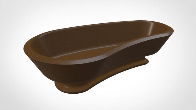 Фото - Производство цельнофрезерованных ванн