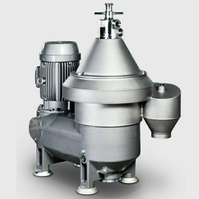 Фото - линия по производству технического (пищевого) казеина