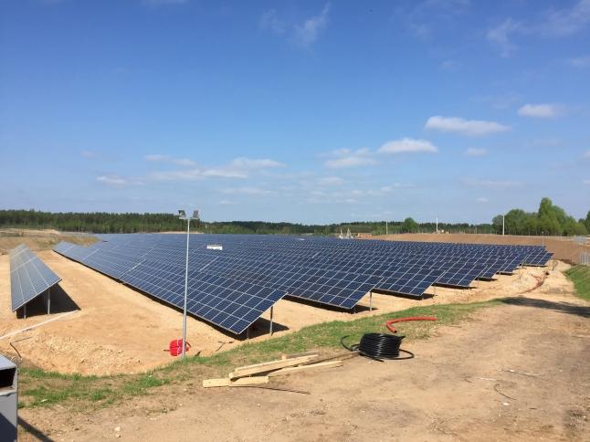 Фото - Проект солнечной электростанции, готов к реализации