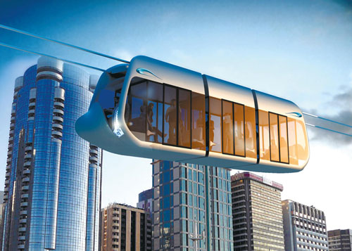 Фото - Инвестиции в Транспорт Sky way