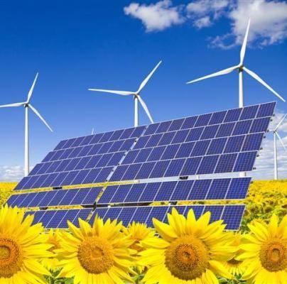 Фото - Многократное использование возобновляемой энергии.