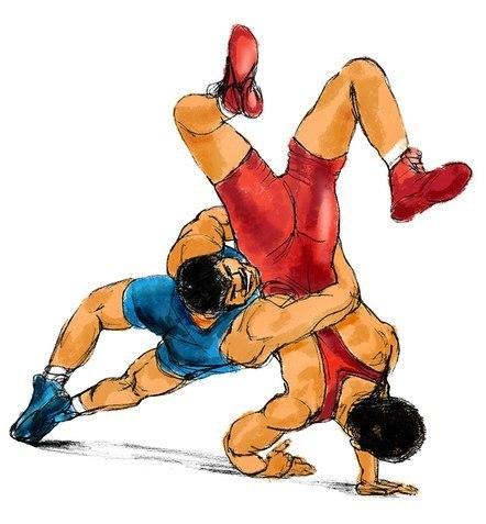 Фото - Спортивный клуб греко-римской борьбы