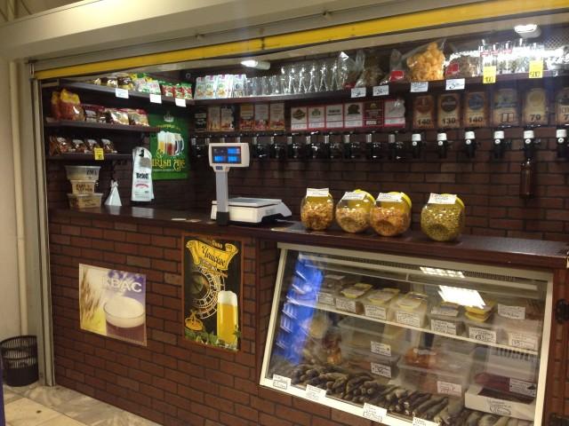 Фото - Открытие сети магазинов Живого пива