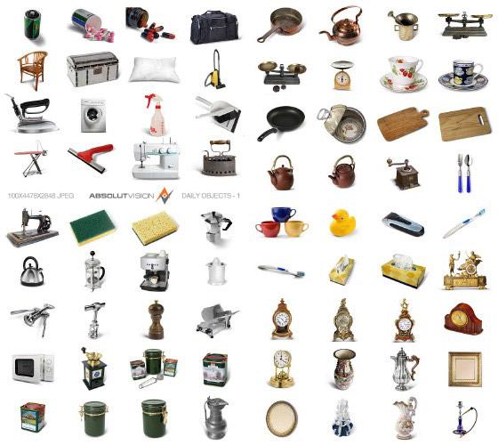 Фото - продажа посуды и предметов быта
