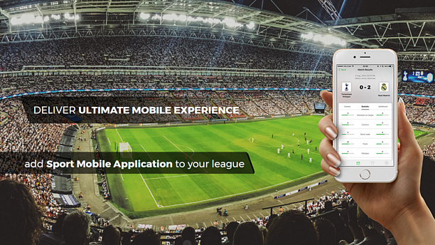 Photo 1 - Mobile Application for sport team or league